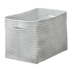 NORDRANA basket, grey