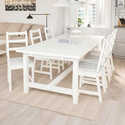 Nordviken Extendable Table Ikea