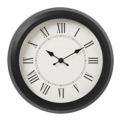 NUFFRA wall clock