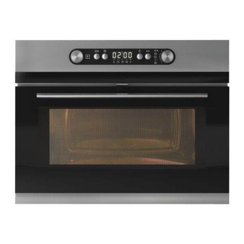 NUTID MWC6 Microwave combi with forced air IKEA 5 year guarantee. Read about the terms in the guarantee brochure.