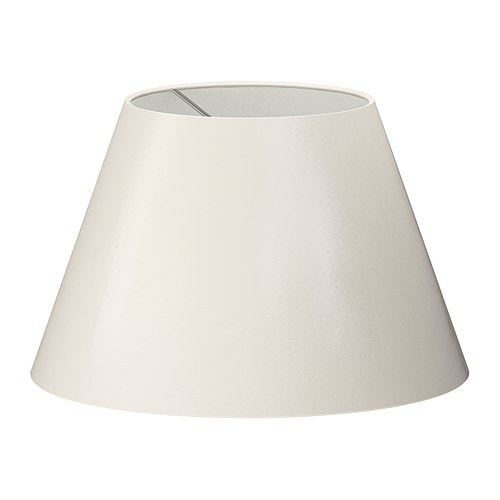 OLLSTA Shade IKEA Shade of textile; gives a diffused and decorative light.