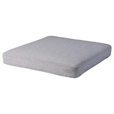 OMTÄNKSAM chair cushion Orrsta light grey 40 cm 40 cm 7.0 cm 415 g 715 g