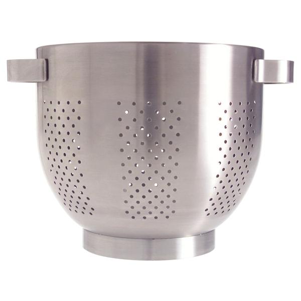 ORDNING Colander, stainless steel