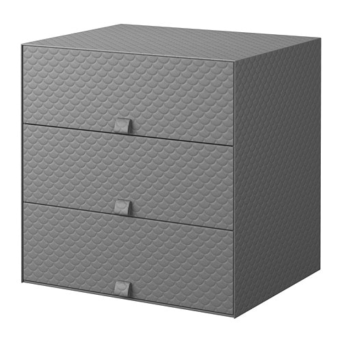 cb665d0de PALLRA Mini chest with 3 drawers - IKEA