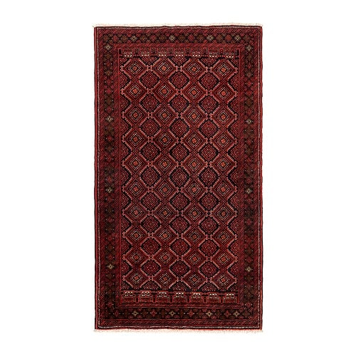 Ikea Rug Size Guide Usa: PERSISK BELUTCH Rug, Low Pile