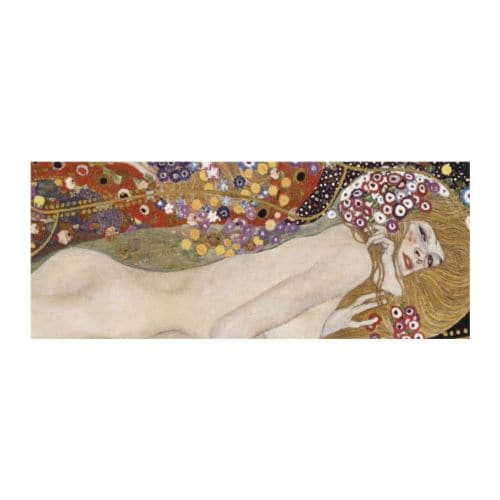 PJÄTTERYD Picture IKEA Motif created by Gustav Klimt.  The picture has extra depth and life, because it's printed on high quality canvas.