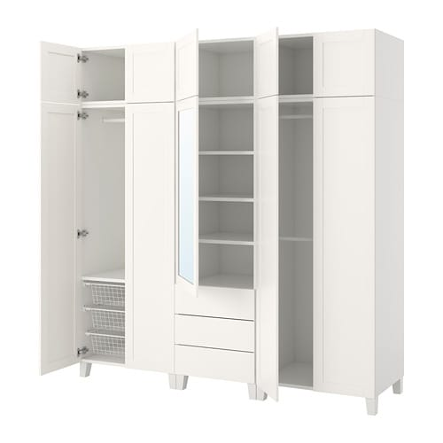 Platsa Wardrobe Ikea