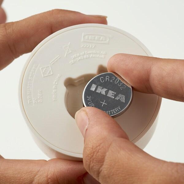 PLATTBOJ Lithium battery, CR2032 3V