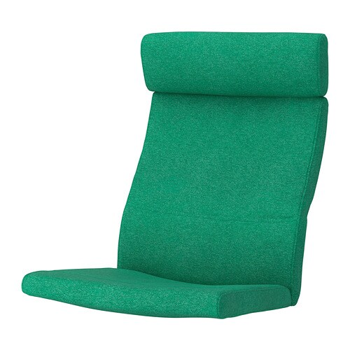 Po 196 Ng Armchair Cushion Lysed Bright Green Ikea
