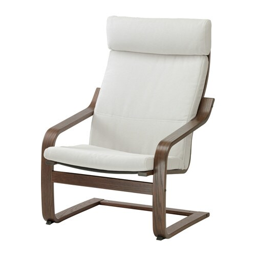 po ng armchair finnsta white ikea. Black Bedroom Furniture Sets. Home Design Ideas