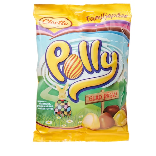 IKEA POLLY Chewy chocolate candy