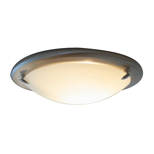 PULT Ceiling lamp IKEA The frosted glass provides a no-glare general light that is pleasant for your eyes.