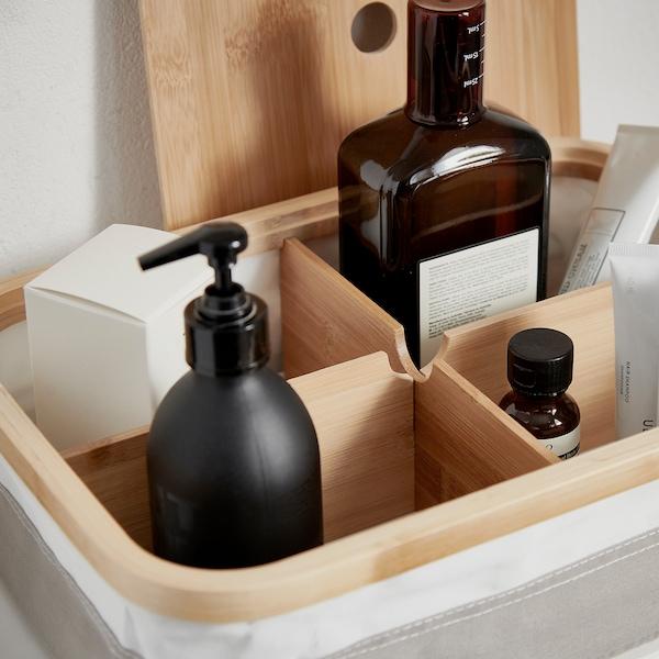 RABBLA Box with compartments, 25x35x10 cm