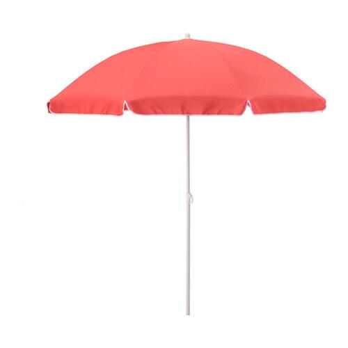 rams parasol adjustable light red ikea. Black Bedroom Furniture Sets. Home Design Ideas