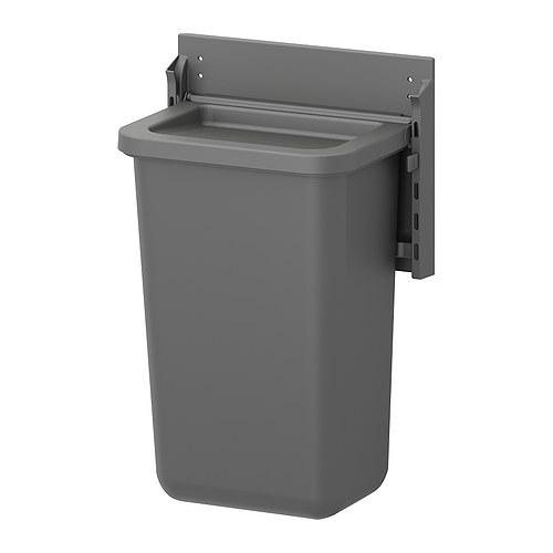 Afvalbak Keuken Plastic : IKEA RATIONELL Recycling Bin