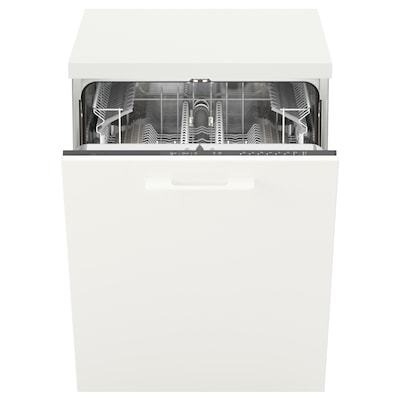 RENGÖRA Integrated dishwasher, grey