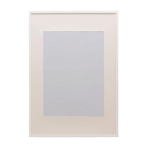 RIBBA Frame, white - white - 61x91 cm - IKEA