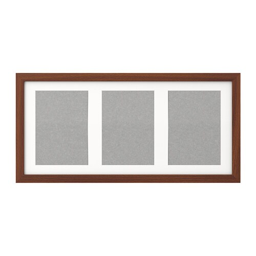 RIBBA Frame IKEA You can choose to use the frame for 3 pictures 13x18 ...