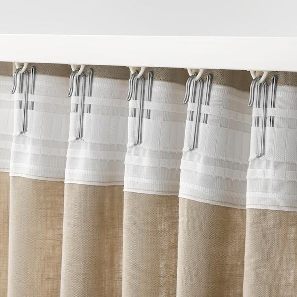 RIKTIG Curtain hook, 20 pack