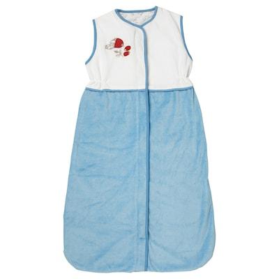 RÖDHAKE Sleeping bag, blue, 6-18