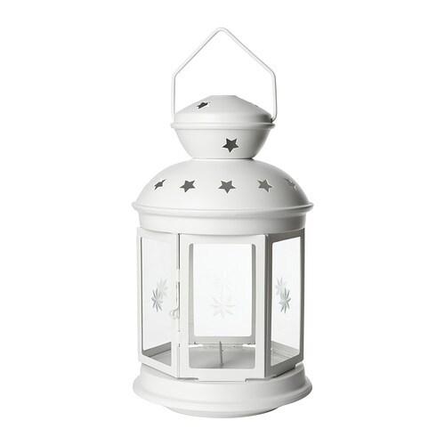 Rotera lantern for block candle ikea - Lanterne de jardin ikea ...