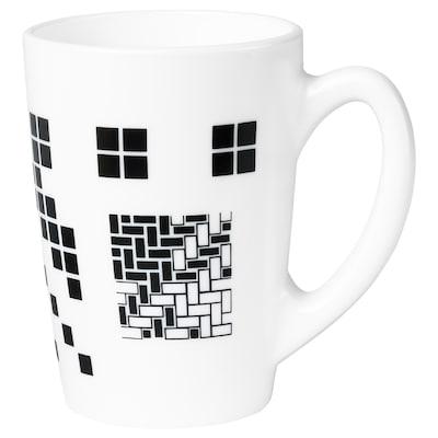 SAMMANKOPPLA Mug, 25 cl