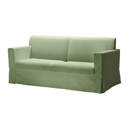 SANDBY Cover three-seat sofa IKEA Easy to keep clean; removable, machine washable cover.