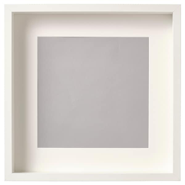 SANNAHED Frame, white, 35x35 cm