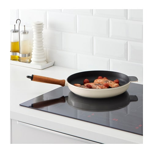 SENIOR Frying pan IKEA 25 year guarantee.   Read about the terms in the guarantee brochure.