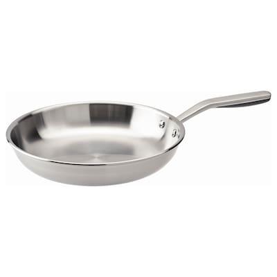 SENSUELL frying pan stainless steel/grey 6 cm 28 cm