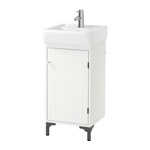 silver n hamnviken wash basin cabinet with 1 door ikea. Black Bedroom Furniture Sets. Home Design Ideas