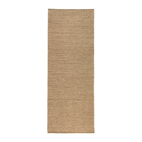Sinnerlig rug flatwoven ikea you can turn the rug and get more wear