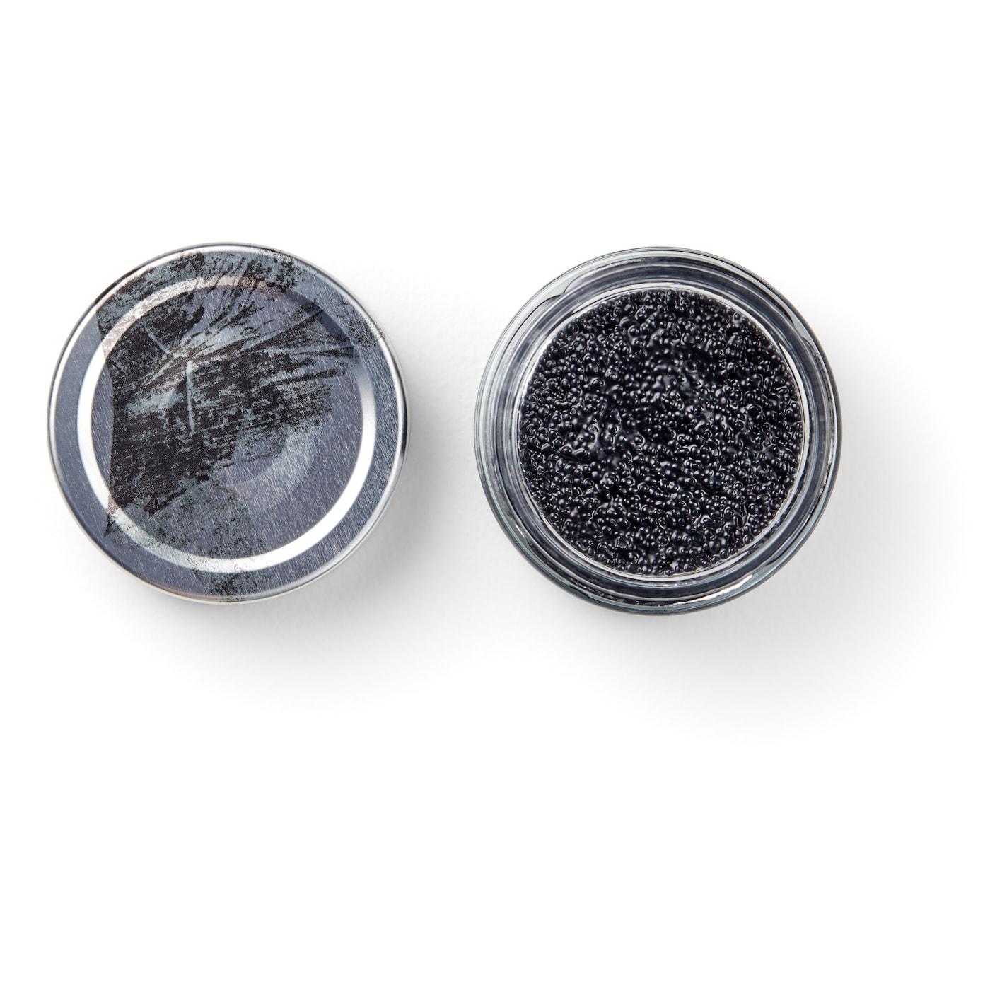 SJÖRAPPORT Seaweed pearls, black