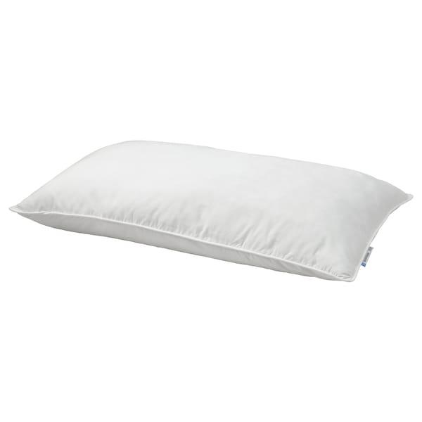 SKOGSFRÄKEN Pillow, low, 50x80 cm