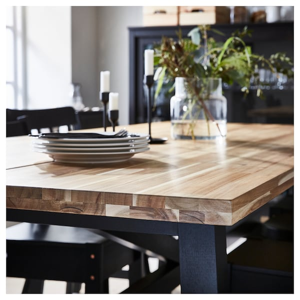 SKOGSTA Dining table, acacia, 235x100 cm