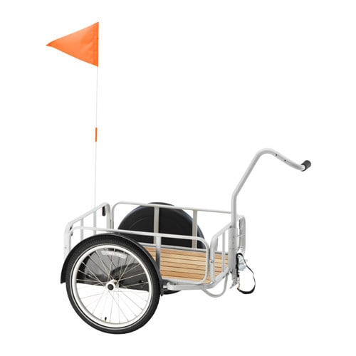 Sladda Bicycle Trailer Ikea