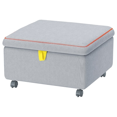 SLÄKT Seat module with storage