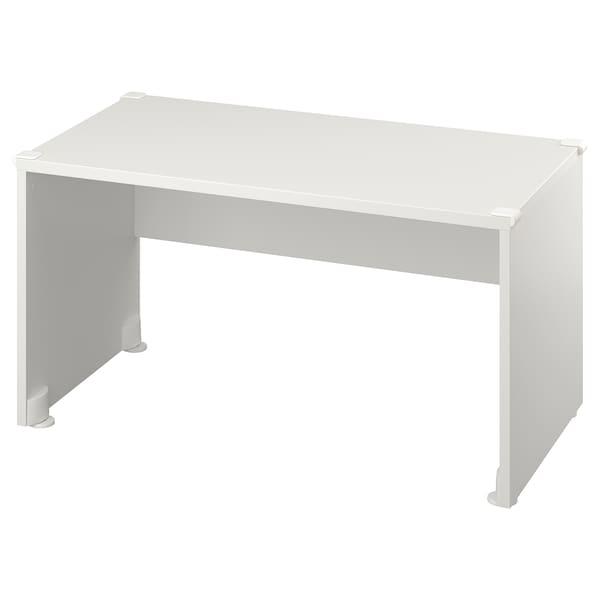 SMÅSTAD Bench, white, 90x50x48 cm