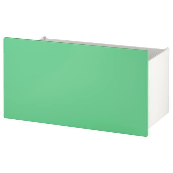 SMÅSTAD Box, green, 90x49x48 cm