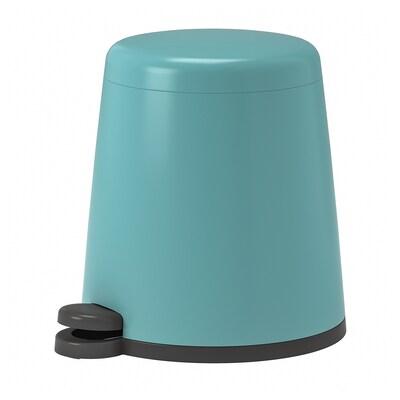 SNÄPP pedal bin blue 29 cm 26 cm 5 l
