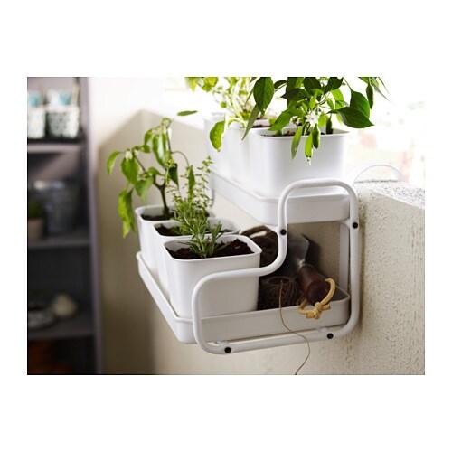 SOCKER Plant Pot With Holder   IKEA