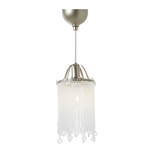 SÖDER Pendant lamp IKEA Hang in a window or in the corner of a room to bring a little glamour into your home.