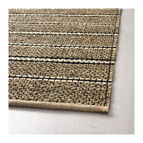 tapis beige ikea hampen rug high pile beige 133x195 cm ikea hampen rug high pile 2 39 7 x2 39. Black Bedroom Furniture Sets. Home Design Ideas