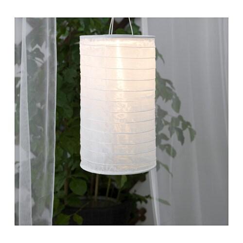 SOLVINDEN LED lighting chain with 12 lights - battery ...