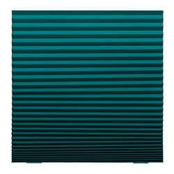 SOMMAR 2019 block-out pleated blind, green