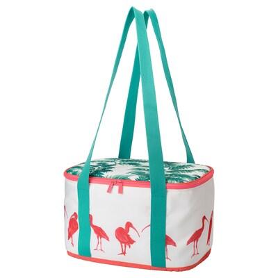 SOMMARLIV Cooling bag, textile, 38x26 cm