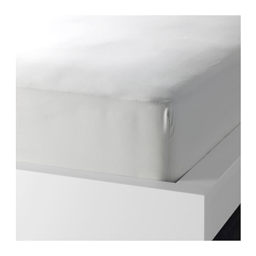 s mnig fitted sheet 160x200 cm ikea. Black Bedroom Furniture Sets. Home Design Ideas