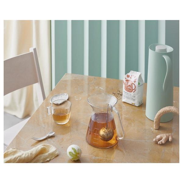 STELNA mug clear glass 7 cm 23 cl