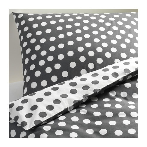 Stenkl ver quilt cover and 2 pillowcases 150x200 50x80 for Housse couette 200x200 ikea