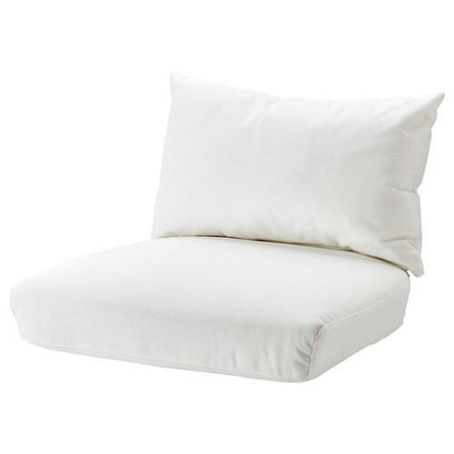 STOCKHOLM 2017 cushion set armchair Röstånga white 500 g 575 g